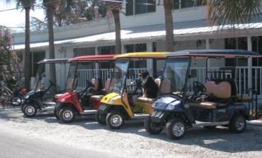 Boca Grande Golf Cart Tour