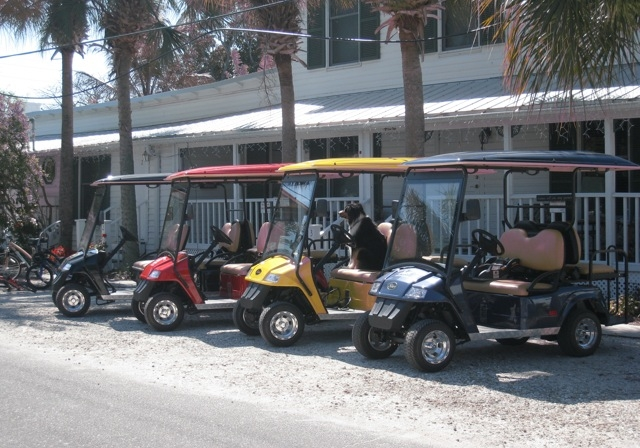 Boca Grande Golf Cart Tour